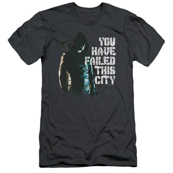 Arrow You Have Failed Short Sleeve Adult T-Shirt