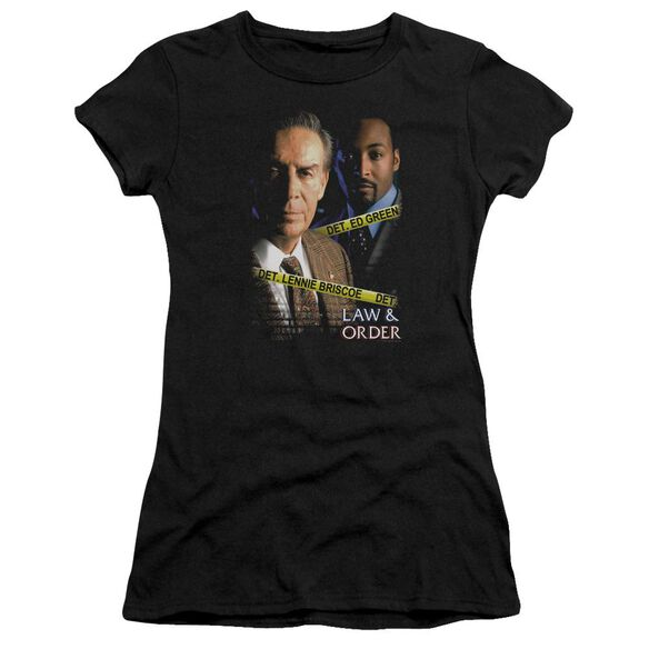Law And Order Briscoe And Green Premium Bella Junior Sheer Jersey