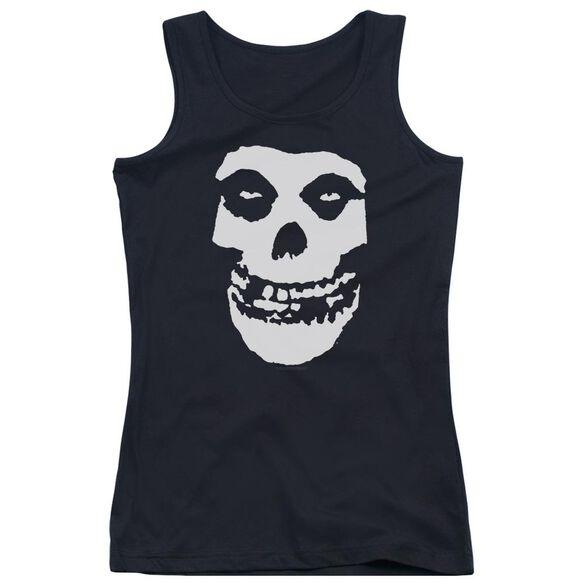Misfits Fiend Skull Juniors Tank Top
