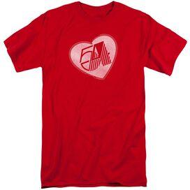 Studio 54 I Heart Studio 54 Short Sleeve Adult Tall T-Shirt