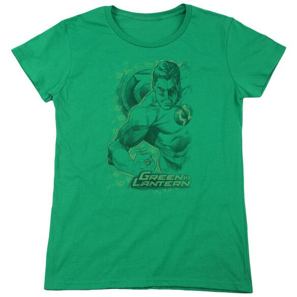 Dc Pencil Energy Short Sleeve Women's Tee Kelly T-Shirt