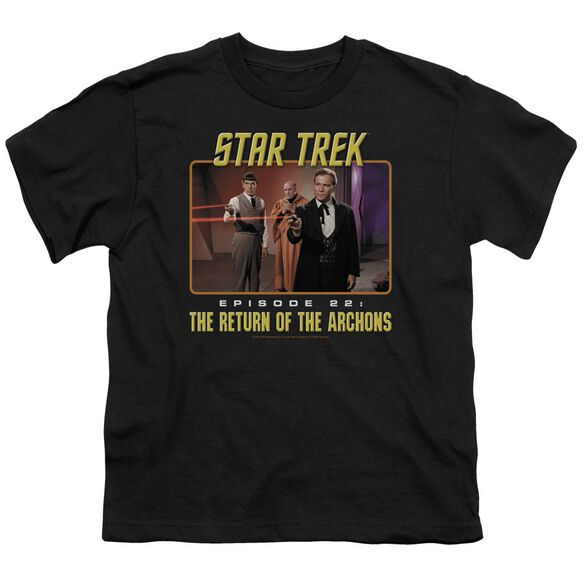 Star Trek Episode 22 Short Sleeve Youth T-Shirt