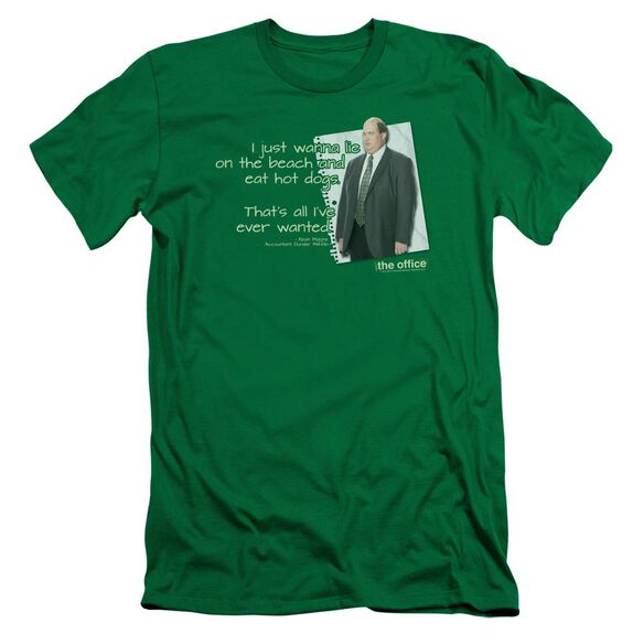 The Office Kevin's Dream Short Sleeve Adult Kelly T-Shirt