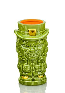 Lubdan The Leprechaun Geeki Tikis