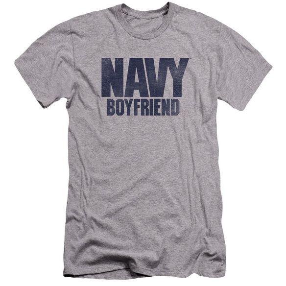 Navy Boyfriend Premuim Canvas Adult Slim Fit Athletic