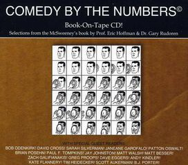 Various Artists - McSweeney's Comedy By the Numbers: The Book-On-Tape: The CD!
