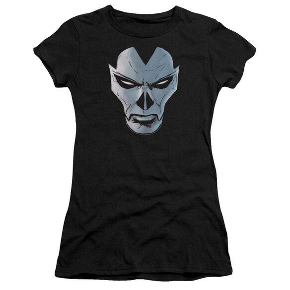 Shadowman Comic Face Premium Bella Junior Sheer Jersey
