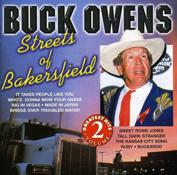 Greatest Hits 2: Streets Of Bakersfield