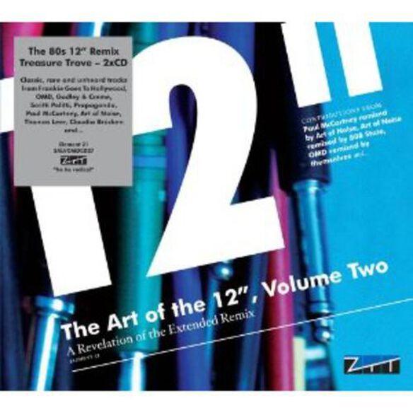 Art Of The 12 V2 / Various (Uk)