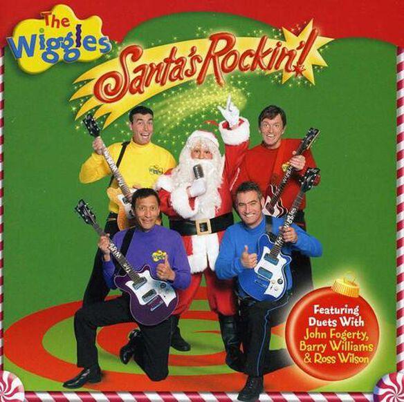 Santa's Rockin' (Aus)