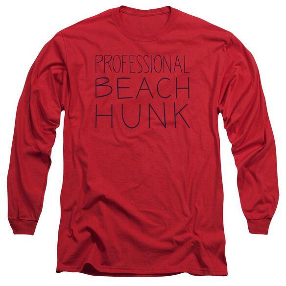 Steven Universe Beach Hunk Long Sleeve Adult T-Shirt