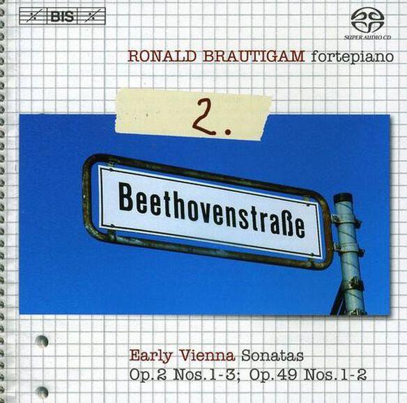 Beethoven/ Brautigam - Complete Keyboard Music 2 (Hybr)