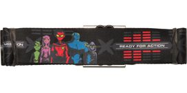 Teen Titans Ready Group Seatbelt Belt