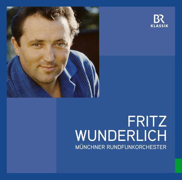 Fall/ Kuennecke/ Lehar/ Wunderlich - Fritz Wunderlich