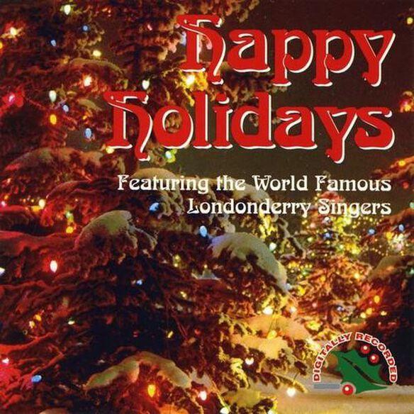 Happy Holidays 811