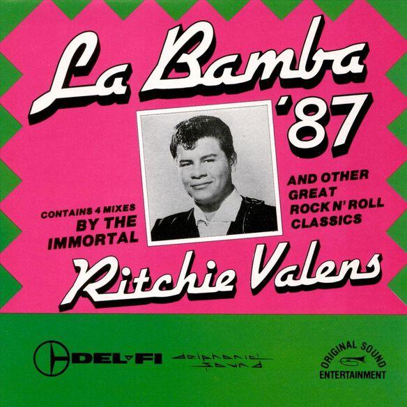 Ritchie Valens Labamba 87