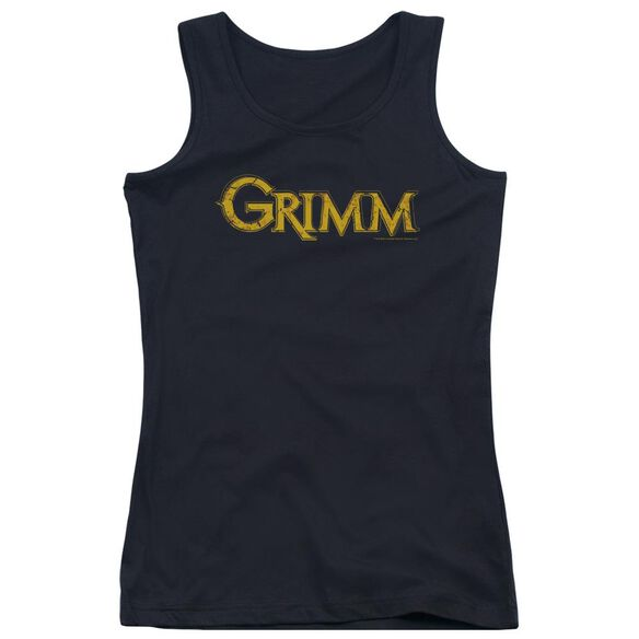 Grimm Gold Logo Juniors Tank Top