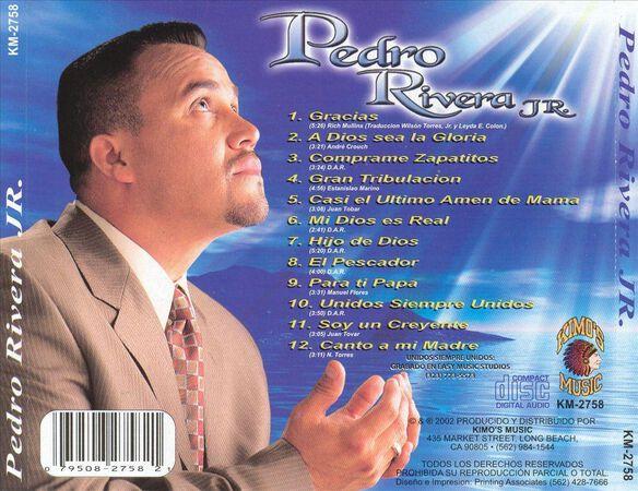 Pedro Rivera Jr