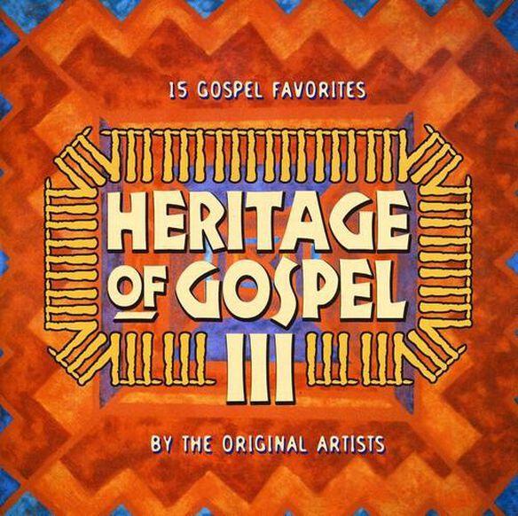 Various Artists - Celebrate The Heritage Of Gospel III