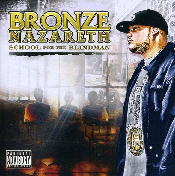 Bronze Nazareth - School for the Blindman