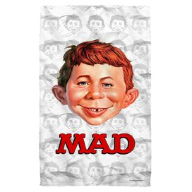 Mad Alfred Head Beach Towel