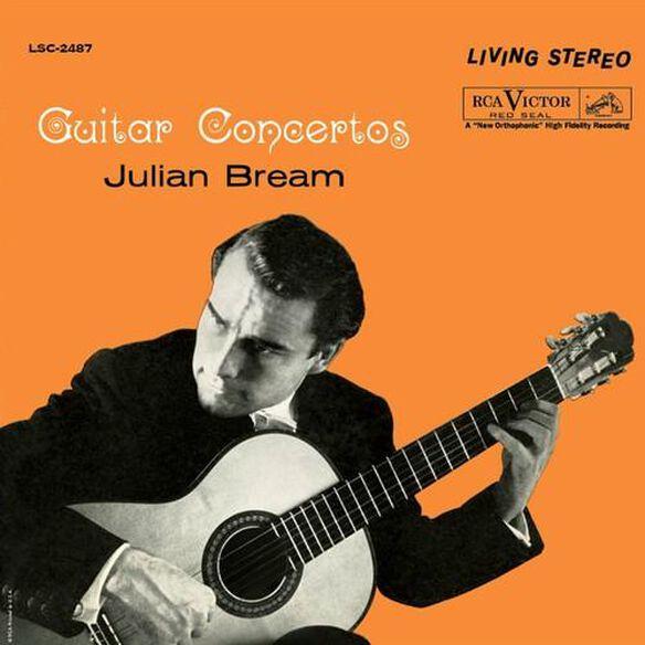 Guitar Concertos (Tgv)