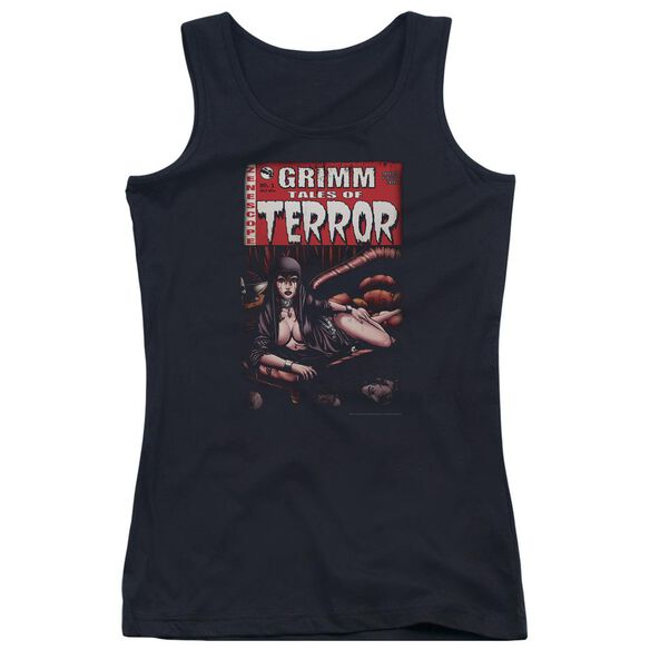 Zenoscope Terror Cover Juniors Tank Top