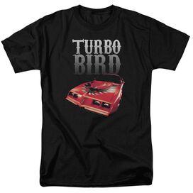 Pontiac Turbo Bird Short Sleeve Adult T-Shirt