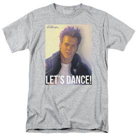 Footloose Lets Dance Short Sleeve Adult Athletic T-Shirt