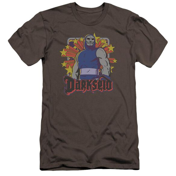 Dc Darkseid Stars Premuim Canvas Adult Slim Fit