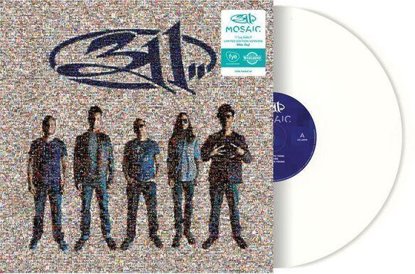 311 - Mosaic [Exclusive White Vinyl]