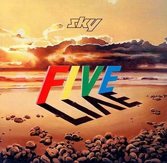 Five Live: Deluxe (Uk)