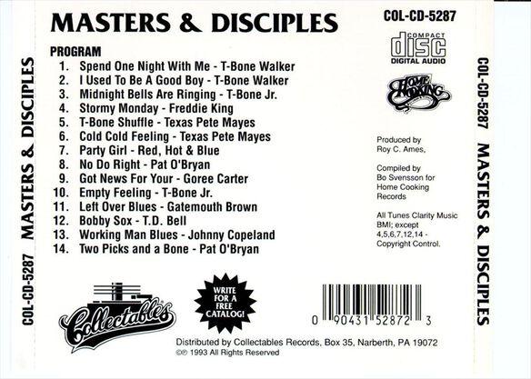 Masters & Disciples