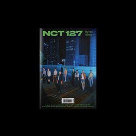 Nct 127 - The 3rd Album Sticker (Seoul City Ver.)
