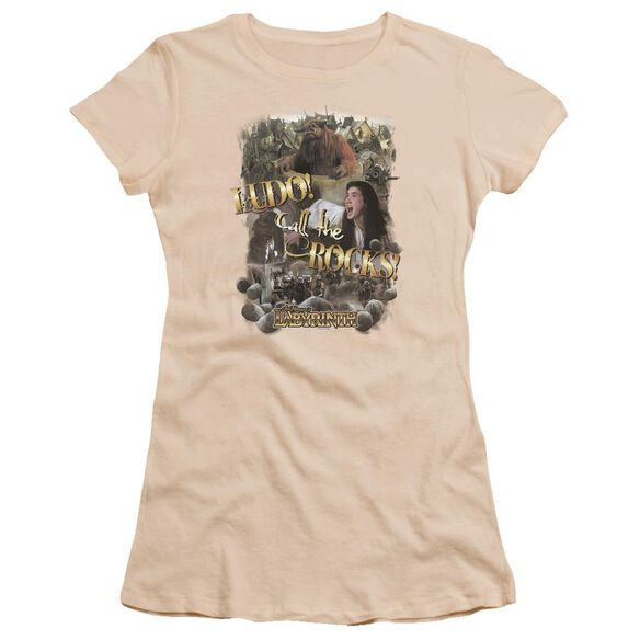 Labyrinth Call The Rocks Premium Bella Junior Sheer Jersey