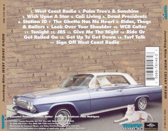 West Coast Radio 1203