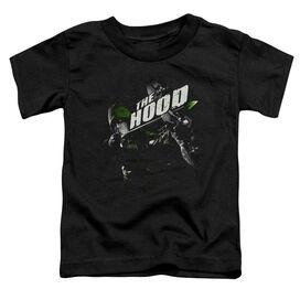 Arrow Take Aim Short Sleeve Toddler Tee Black T-Shirt