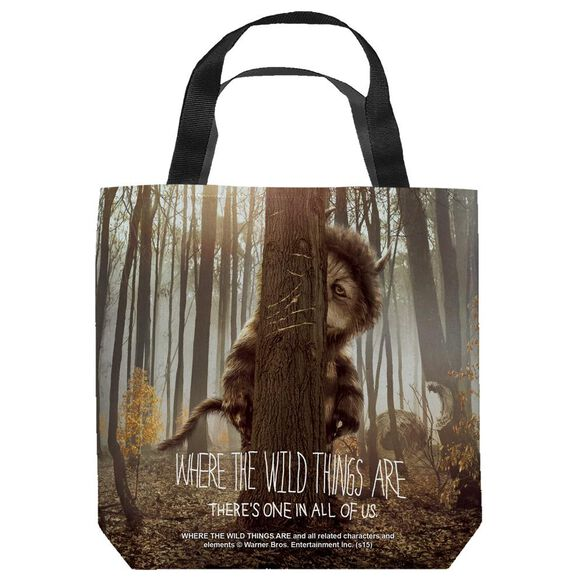 Where The Wild Things Are Wild Thing Tree Tote