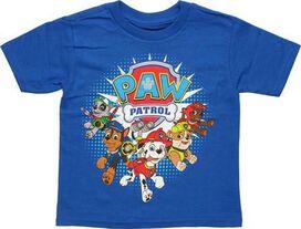 Paw Patrol Group Logo Toddler T-Shirt