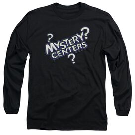 Dubble Bubble Mystery Centers Long Sleeve Adult T-Shirt