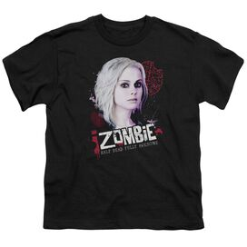 Izombie Take A Bite Short Sleeve Youth T-Shirt