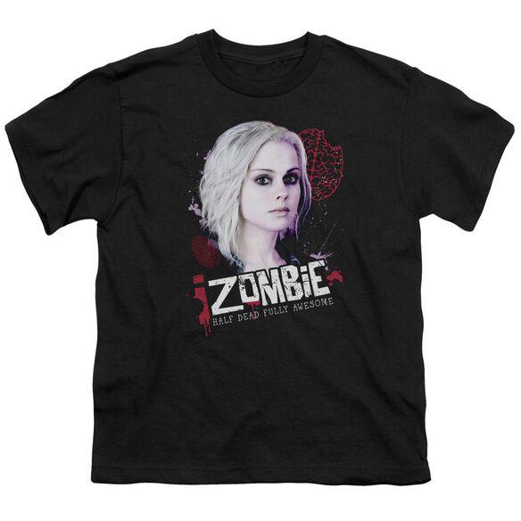 Izombie Take A Bite Short Sleeve Youth T-Shirt