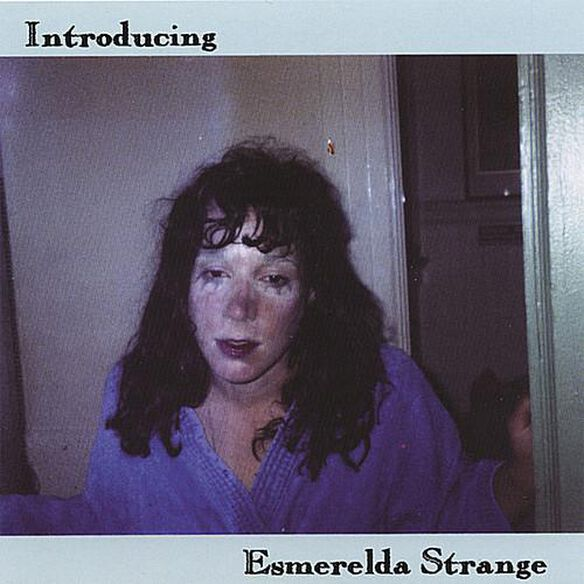 Introducing Esmerelda Strange