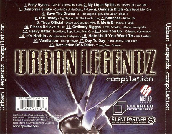 Urban Legendz 0502