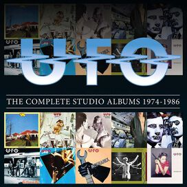 Ufo - The Complete Studio Album Collection 1975-1986 [Box Set]