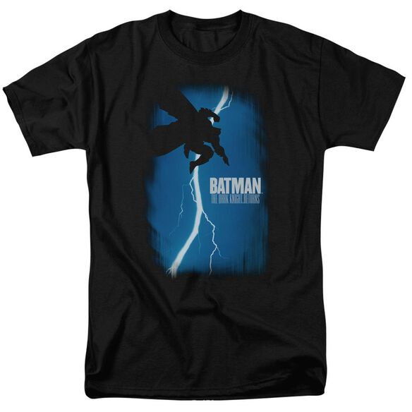 Batman Dkr Cover Short Sleeve Adult T-Shirt