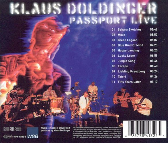 Passport Live (Ger)