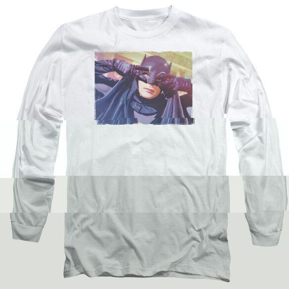 BATMAN CLASSIC TV SMOOTH GROOVE-L/S T-Shirt