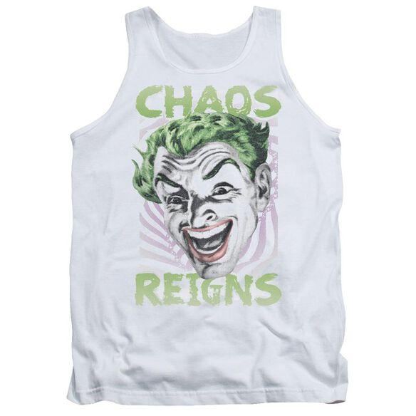 Batman Classic Tv Chaos Reigns Adult Tank