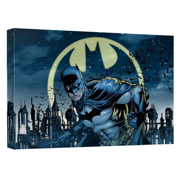 Batman Heed The Call Quickpro Artwrap Back Board
